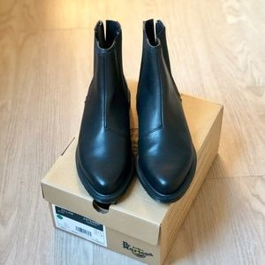 DR MARTENS - Black Zillow Temperley Chelsea Boots